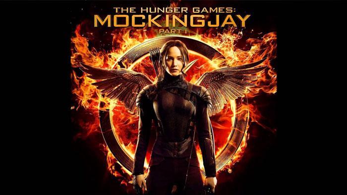 The Hunger Games Mockingjay.