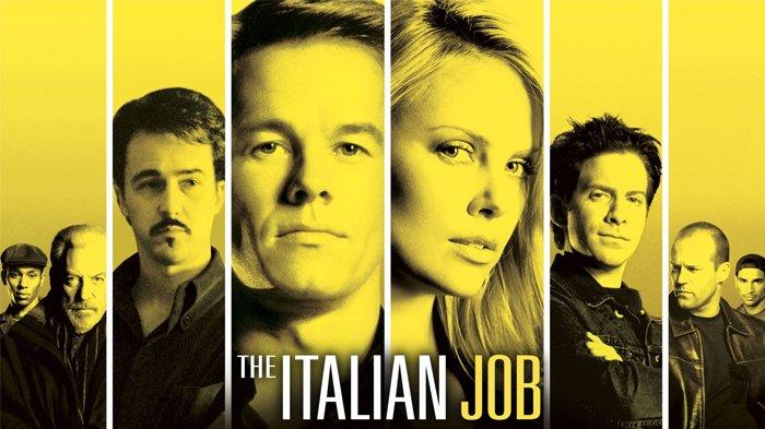 Sinopsis The Italian Job, Misi Pencurian yang Dibumbui Pengkhianatan, Saksikan Malam Ini