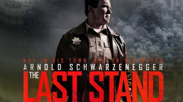 Poster film The Last Stand, tayang malam ini di Bioskop Trans TV.