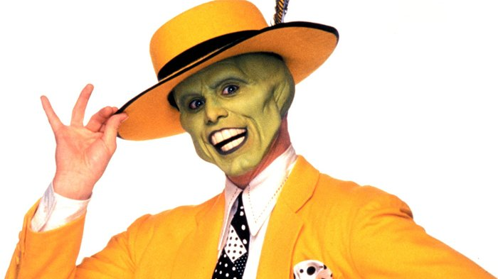 Sinopsis The Mask Jim Carrey Jadi Manusia Topeng Ajaib Nan Nyentrik Malam Ini Di Transtv Tribunstyle Com