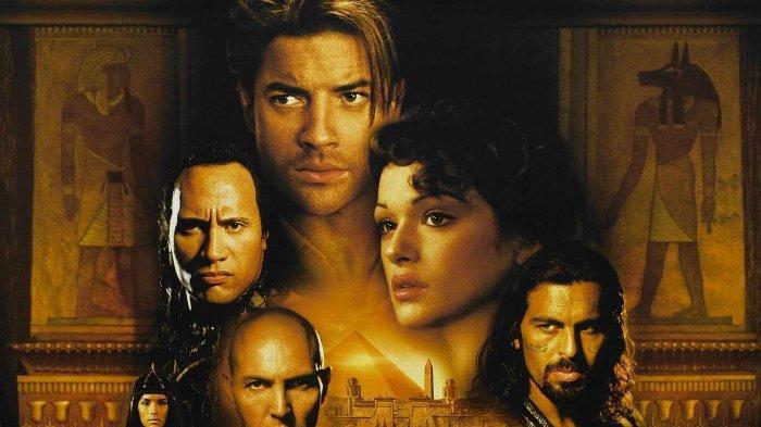 Sinopsis film The Mummy, Petualang Tangguh Melawan Mumi Hidup Mengerikan, Saksikan Malam Ini