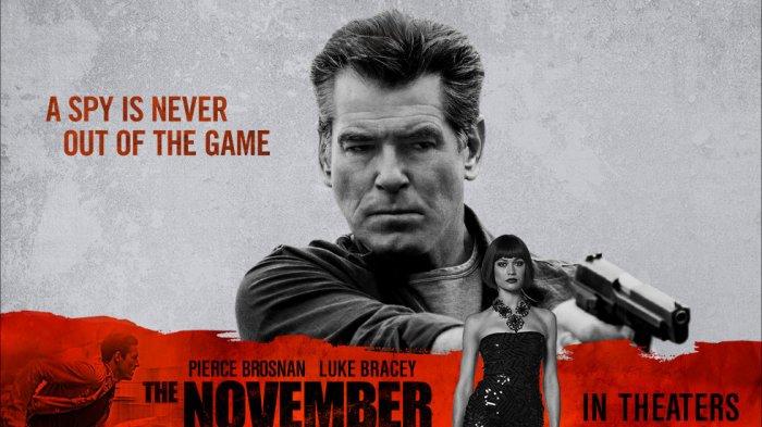Film The November Man, tayang malam ini di Bioskop Trans TV.
