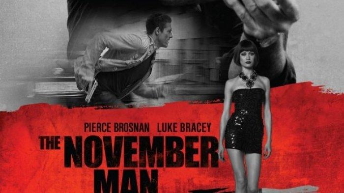 Sinopsis The November Man, Pierce Brosnan Jadi Mata-mata CIA yang Dijebak, Saksikan Malam Ini