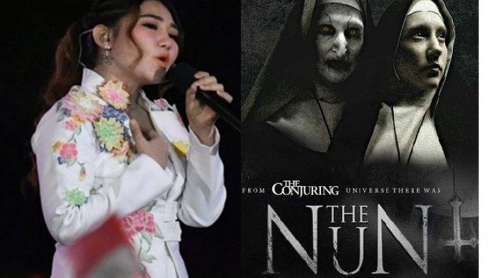 Film 'The Nun' Segera Tayang, Via Vallen Sudah Tak Sabar Ingin Menontonnya