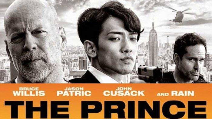 Poster film The Prince, tayang malam ini di Bioskop Trans TV.