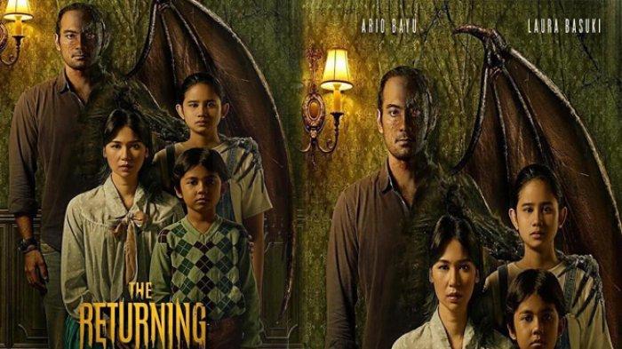 Tayang di Bioskop, Ini Sinopsis Film The Returning, Sosok Mengerikan Dibalik Jiwa yang Hilang
