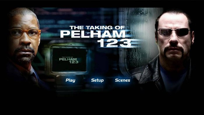 Sinopsis The Taking Of Pelham 123, John Travolta Membajak Kereta Bawah Tanah, Saksikan Malam Ini