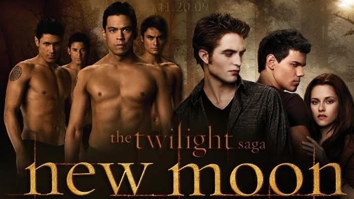 The Twilight Saga:New Moon
