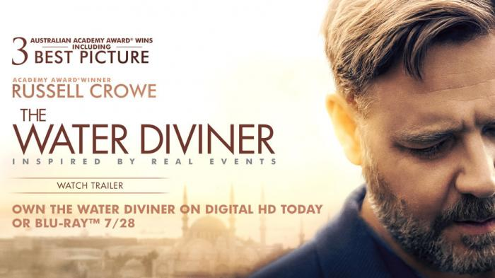 Film The Water Diviner Crowe Cari Anaknya Usai Perang Dunia Malam Ini Di Hbo Pukul 23 00 Wib Tribunstyle Com
