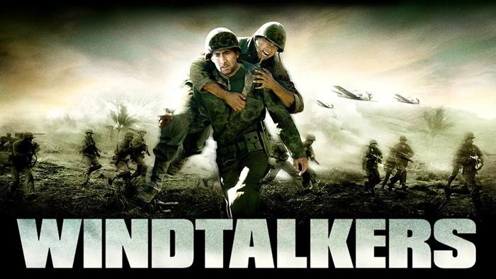 Poster Film The Windtalkers.