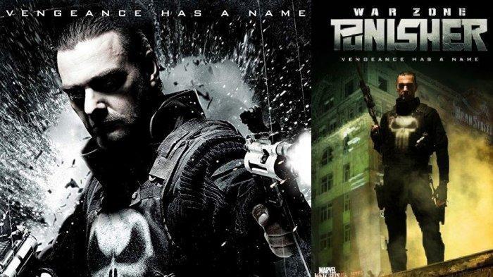 Sinopsis The Punisher: War Zone Tayang di Bioskop Trans TV Malam Ini 21.00 WIB Selasa 23 April 2019