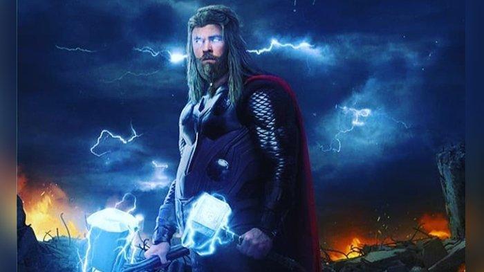 Awas Spoiler! Ini Maksud Tersembunyi Tubuh Tambun Thor dalam Film Avengers: Endgame