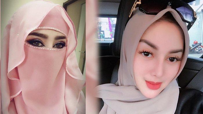 Tiara Dewi Kini Bercadar, 4 Seleb Tanah Air ini Lebih Dulu Mengenakan Niqab