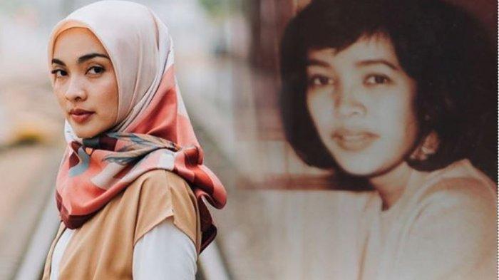 Tika Bravani Disebut Mirip Ainun Muda di Foto Film Habibie & Ainun 3 yang Diperankan Maudy Ayunda