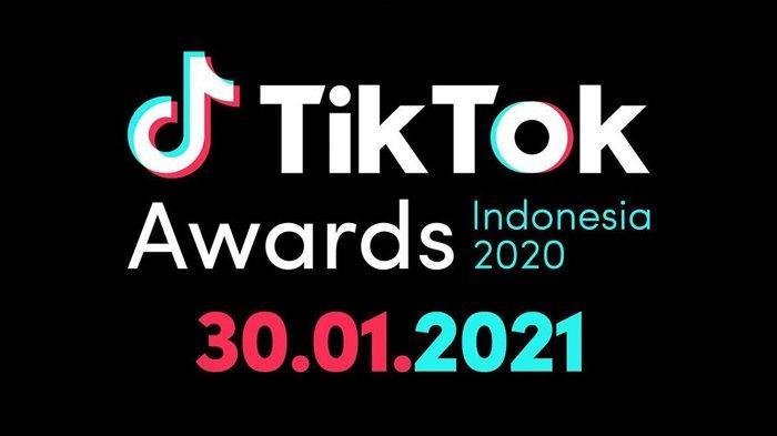 DAFTAR Pemenang TikTok Awards Indonesia 2020, Jharna Bhagwani hingga Arnold Poernomo