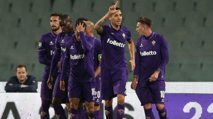 Live Streaming Fiorentina vs Sassuolo - Saatnya La Viola Katrol Posisi! Saksikan Jam 21.00 WIB