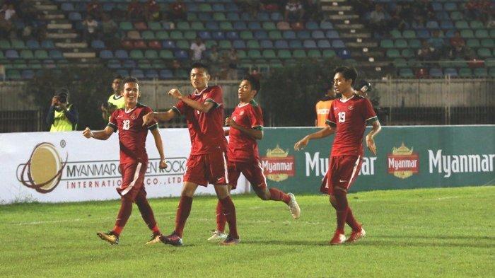 Indonesia Vs Brunei - Gol Kedua Muhammad Rafli Bawa Garuda Nusantara Unggul 5-0
