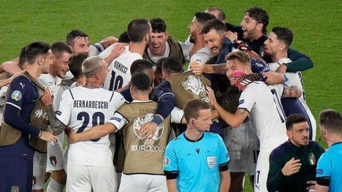 JADWAL Laga Italia vs Wales Grup A Euro 2020 Malam Ini, Disiarkan Langsung di RCTI dan Mola TV