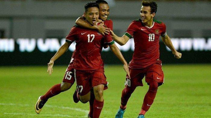 Jadwal Timnas U-19 Indonesia vs Yordania Live RCTI, Laga Uji Coba Sambut Piala Asia U-19 2018