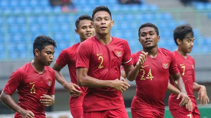 PSSI Rilis Daftar Skuat Timnas U-22 Indonesia di Piala AFF 2019, Seusai 6 Pemain Dicoret