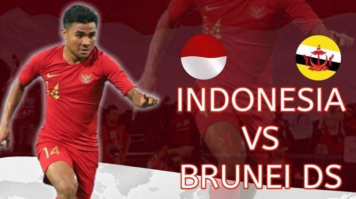 Hasil Akhir Timnas U-23 Indonesia vs Brunei Darussalam, Garuda Muda Menang Tipis!