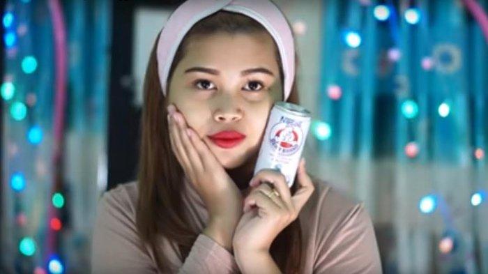 Wanita Ini Putihkan Wajah Dengan Susu Beruang Hasilnya Mengejutkan Tribunstyle Com