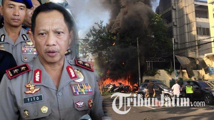 Tiga Keluarga Jadi Pelaku Serangan Bom di Surabaya, Tito Karnavian Ungkap Fakta Mencengangkan