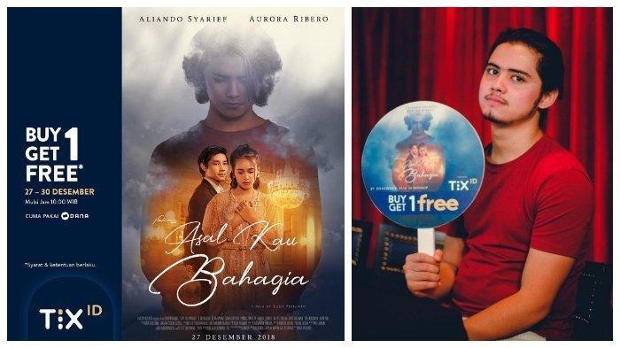 Promo TIX ID: 'Buy One Get One' Film Asalkan Kau Bahagia sampai 30 Desember, Caranya Gampang!