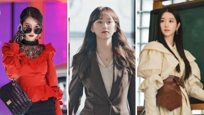 5 Tokoh Drama Korea Terbaru yang Memiliki Karakter Fashion Kuat, Diperankan IU hingga Seo Ye Ji