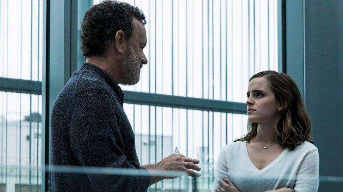 Sinopsis Film The Circle Bioskop Trans TV Malam Ini 20.00 WIB, Emma Watson di Perusahaan Teknologi