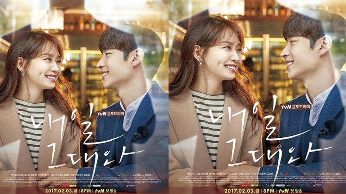 Sinopsis & Link Nonton Drakor Tomorrow With You Sub Indo, Dibintangi Shin Min Ah dan Lee Je Hoon