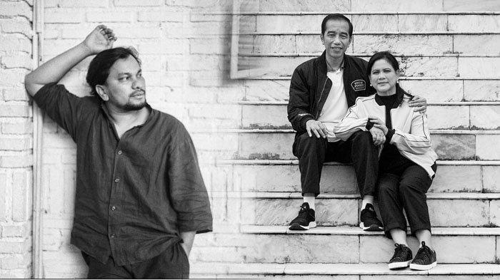 Kapan Jokowi Terakhir Kali Ucapkan 'I Love U' untuk Iriana? Lewat Foto Ini, Tompi Punya Jawabannya