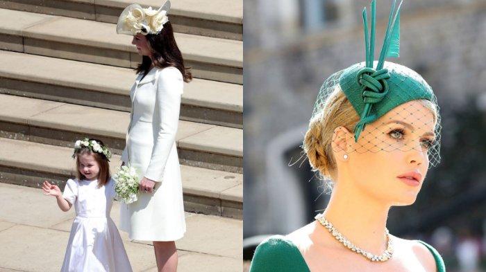 Ini Alasan Para Tamu Perempuan yang Datang ke Royal Wedding Semua Menggenakan Topi dan Hiasan Kepala