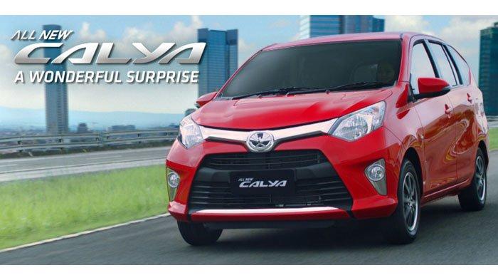 Toyota New Calya.