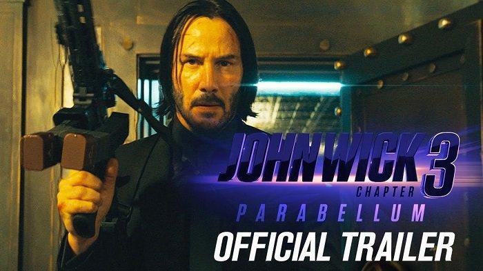 Trailer, Sinopsis dan Review John Wick 3 Parabellum, Direview Kritikus dan Dinilai Penuh Fan Service