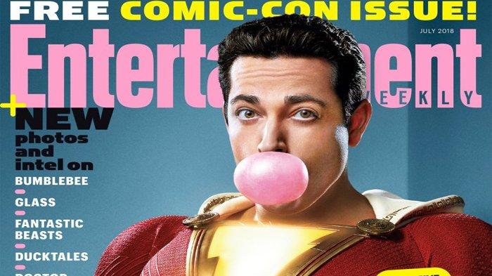 Ada Pesan Tersembunyi di Trailer Film Baru DC Comics Shazam, Adakah yang Menyadarinya?