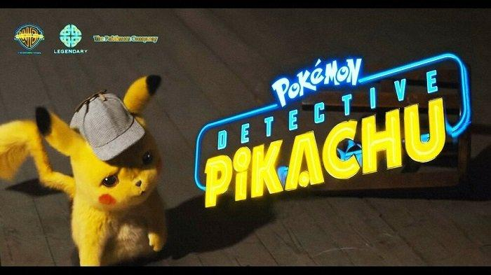 Trailer & Sinopsis Pokemon: Detective Pikachu,Coming Soon di Bioskop, Film Adaptasi Game Terbaik?