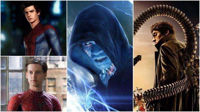 TRAILER Spider-Man: No Way Home Rilis, Bakal Ada Mulitverse, Tobey Maguire & Andrew Garfield Muncul?