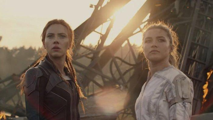 Trailer terbaru Black Widow.