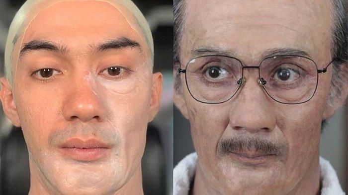 10 Tranformasi Reza Rahadian saat Perankan Sosok BJ Habibie, Make Up 7 Jam hingga Panen Pujian