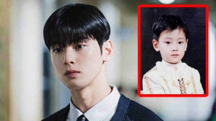 6 Potret Transformasi Cha Eun Woo dari Imutnya Masa Kecil, Debut ASTRO hingga Bintangi True Beauty