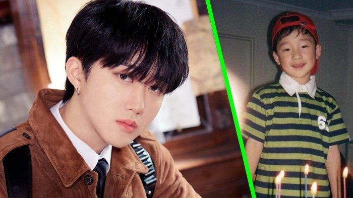 8 Potret Transformasi Changbin, Rapper Member Stray Kids yang Berulang Tahun ke-22