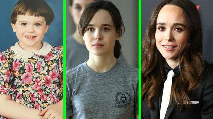 Transformasi Ellen Page atau Elliot Page