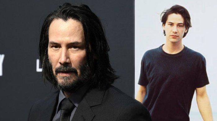 8 Potret Transformasi Keanu Reeves yang Berulang Tahun ke-57, Aktor yang Dicintai Banyak Orang
