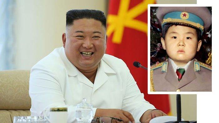 6 Potret Transformasi Kim Jong Un yang Berulang Tahun ke-37, Intip Lucunya Masa Kecil Pemimpi Korut