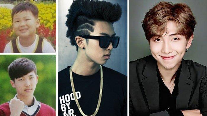 Happy Birthday RM! Rap Monster Junior, Pra Debut, Rencana Masa Depan BTS hingga Terlibat Kontroversi