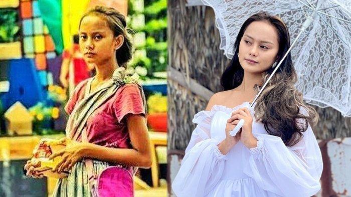 DULU Viral Saat Ngemis di Jalanan, Gadis Ini Sekarang Sudah Dewasa, Makin Tajir & Punya Pacar Tampan
