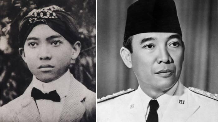 Mengenang Kelahiran Soekarno, Berikut Deretan Potret Transformasi Presiden Pertama Indonesia