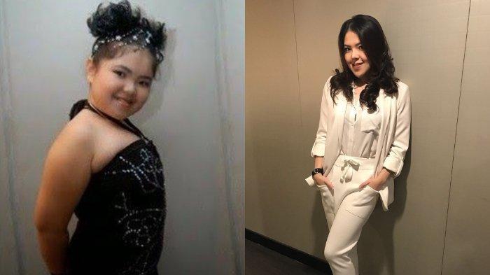 Transformasi Tina Toon yang berhasil turunkan berat badan