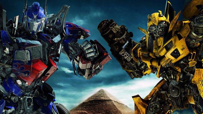 Transformers: The Last Knight.
